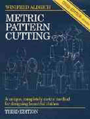 Metric Pattern Cutting, Third Edition-ExLibrary