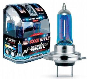LUCI-LAMPADINE-LAMPADE-H1-SUPERBIANCHE-SIMONI-RACING-6000k-HS1