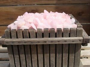 Natural-PINK-QUARTZ-2000-Carats-The-Stone-of-UNCONDITIONAL-LOVE-Heart-Chakra