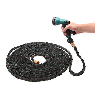 Ultimate 100 Feet  Expandable Flexible Garden Water Hose- (Reassuring Version)