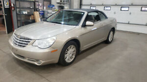 2008 Chrysler Sebring Touring Coupe (2 door)