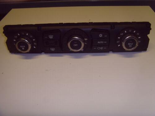 BMW e60//e61 pre LCI Climate Control Unit 64119122399