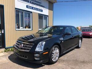 2009 Cadillac STS V6 + Cuir + Toit + AWD