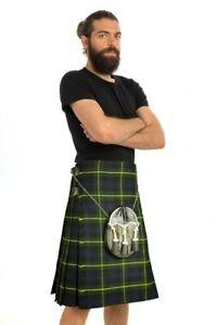 Gordon Tartan Kilt Par Kilt Écossais   Sur Mesure Garantie 100%
