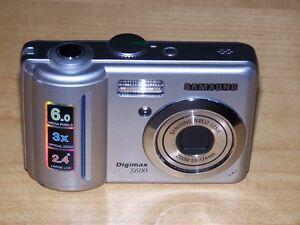 DIGIMAX S600 TREIBER