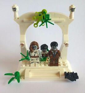 Unique Personalised Zombie Couple Lego Wedding Cake Topper Gift Ebay