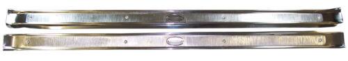 1967-1970 Cadillac Fleetwood Eldorado 2 door aluminum door threshold sill plates
