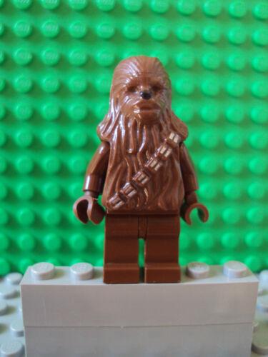 Lego Star Wars Minifig ~ Chewbacca ~ Wookiee Hero ~ Brown Original ~ #cvrtgf