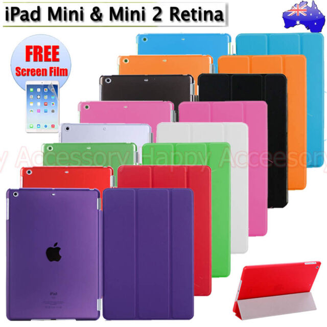 Smart Cover + Back Case for iPad Mini 2 Retina, iPad Mini 1