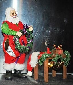POSSIBLE-DREAMS-CLOTIQUE-CHRISTMAS-TRIM-Santa-Figurine-Dept-56-NEW-Enesko