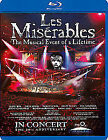 Les Miserables - 25th Anniversary (Blu-ray, 2010)