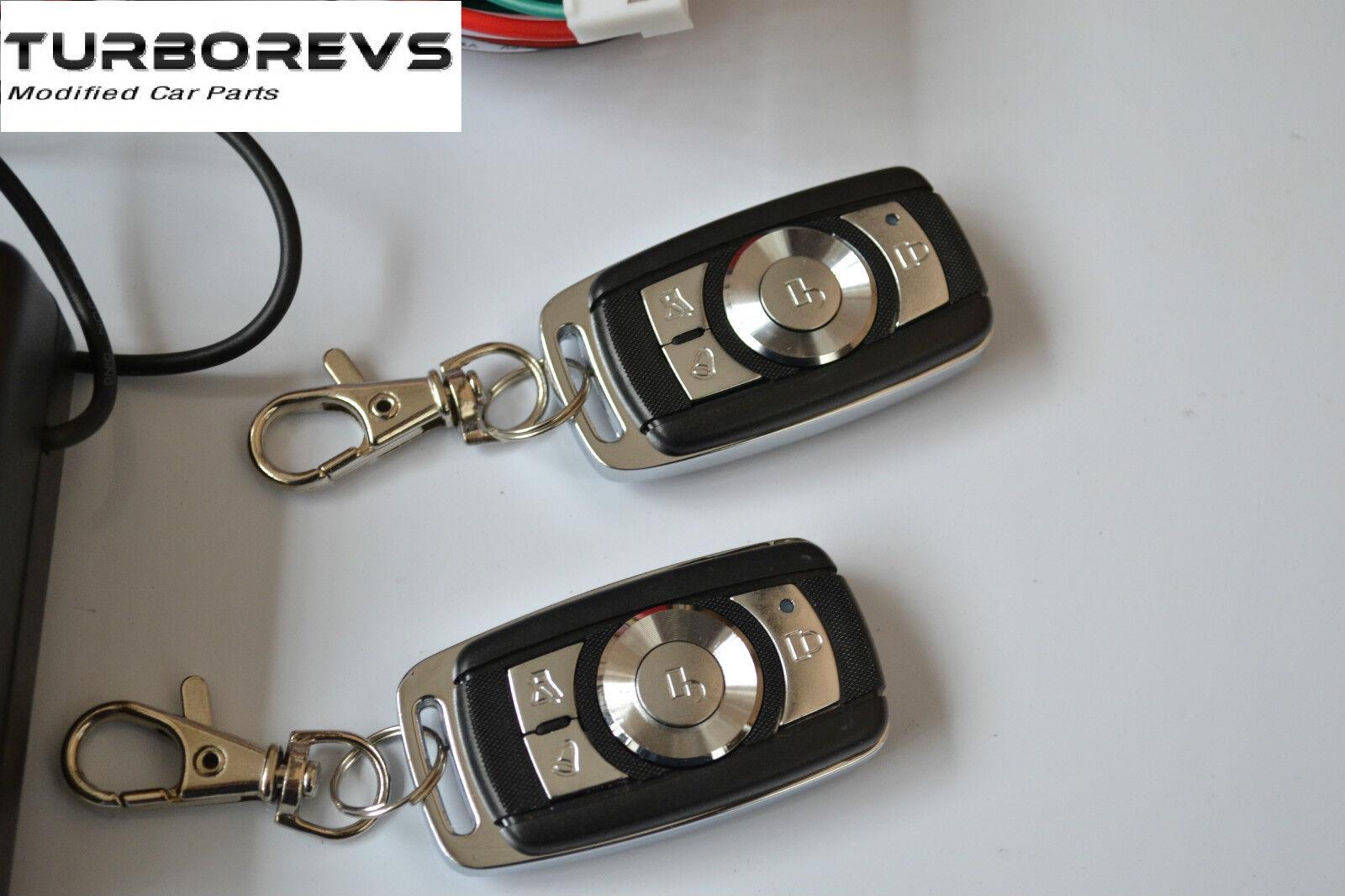 Remote Keyless Entry Central Locking Kit Bmw E30 E36 E46 E39 E38 X5 Wiring Diagram