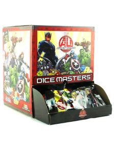 Details about Marvel Dicemasters Age Of Ultron Gravity Feed 90 Sealed  Booster Packs Brand New
