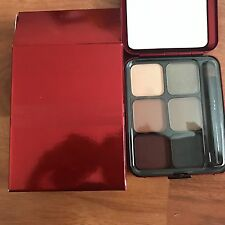 BNIB, MAC Intriguing Scarlet: 6 Warm Eyes Palette, Rare, Discontinued, Ltd Ed