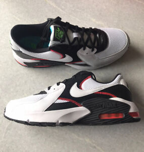 Nike-Air-Max-Excee-Size-11-White-Black-Brand-New-rrp-95
