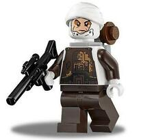 LEGO Dengar Minifig Split From Set 75154, Unassembled with Weapon and Back Pack