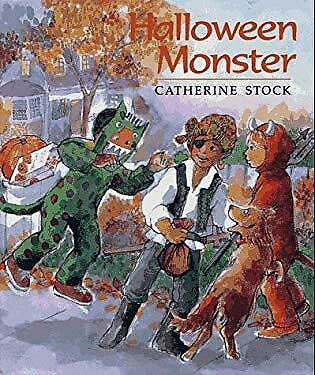 Halloween Monster by Stock, Catherine-ExLibrary