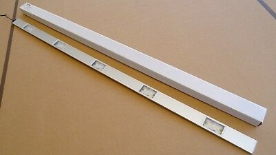 """12v 0.5w New Boxed Sensio Fyra Plinth 1.5/"""" Square Cabinet LED Lights x 4 240v"""