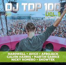 DJ TOP 100 VOL.3 2013 5 CD NEU AVICII/HARDWELL/TIESTO/AFROJACK/+