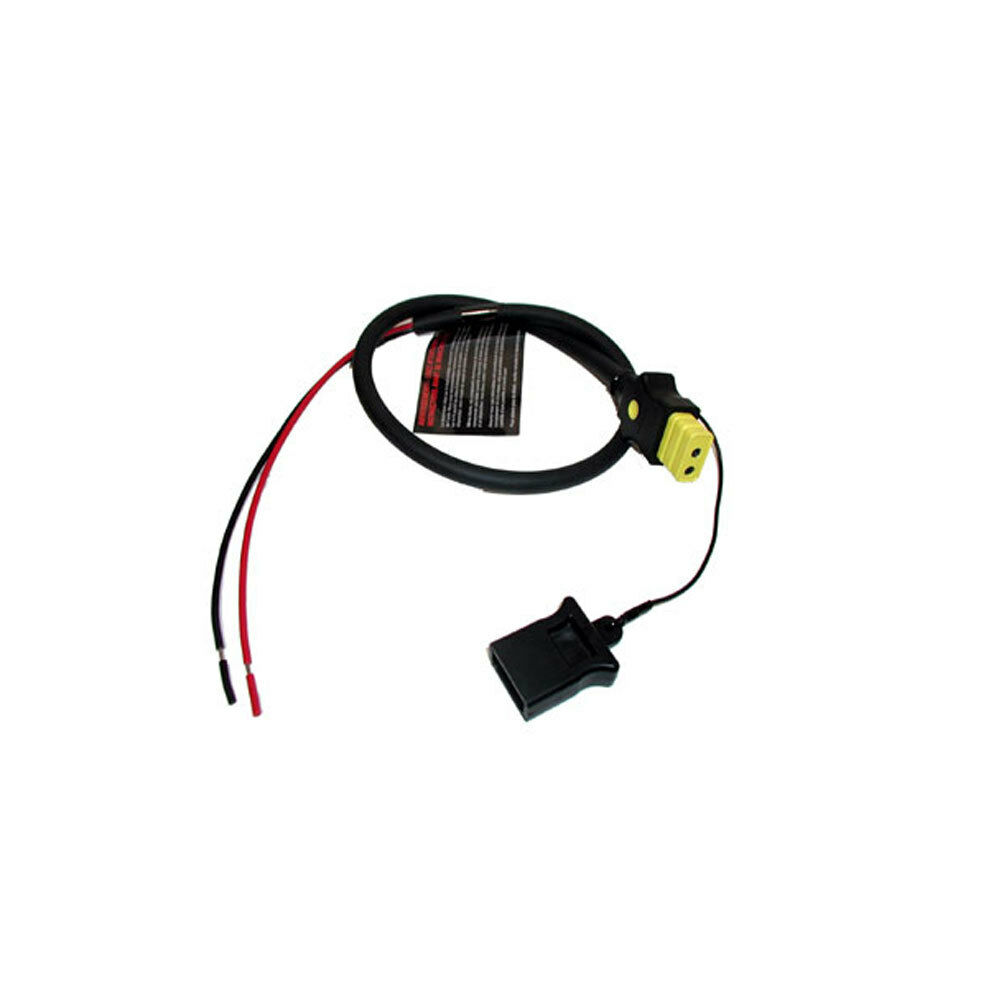 Cannon Downrigger REPLACEMENT POWER CABLE - BATTERY SIDE  Part 3393200 NEW