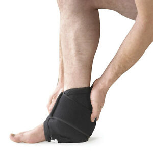 Ankle-Cold-Compression-Cuff-Cryo-Therapy-Ice-Pack-Rehabilitation-Swelling