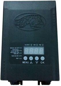 Landscape Transformer 200 Watt Low Voltage Digital Timer Remote Photocell 841384100036 Ebay