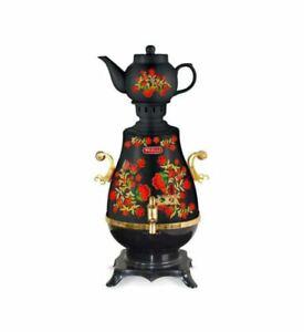 самовар samovar black tradition russia kettle