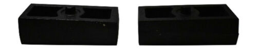 """1.5/"""" Rear Solid American Steel Lift Blocks for 1995-2017 Toyota Tacoma 2WD 4WD"""