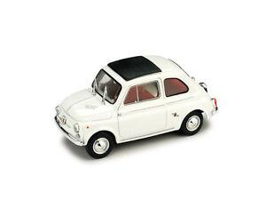 BRUMM-1-43-AUTO-DIE-CAST-FIAT-595-ABARTH-1963-R406