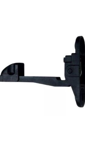 PVC,BOIS ou ALU Arrêt Volets Composite automatique Noir Pour Volets Battants
