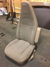 2016+ GM CHEVY GMC EXPRESS SAVANNA TAN CLOTH PASSENGER SEAT WORK BOX TRUCK VAN
