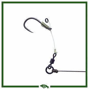 High Quality Ready Made Carp Rigs  Mini Hinged Stiff Rig - Nr Loughborough, Leicestershire, United Kingdom - High Quality Ready Made Carp Rigs  Mini Hinged Stiff Rig - Nr Loughborough, Leicestershire, United Kingdom
