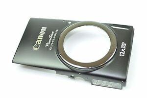 Canon-PowerShot-ELPH-340-HS-IXUS-265-Front-Cover-Black-Replacement-Part-NEW