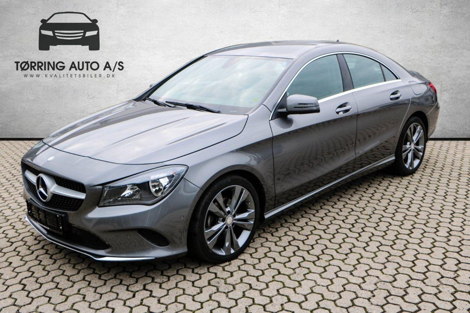 Mercedes CLA200 1,6  4d - 339.900 kr.