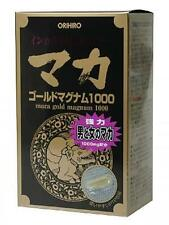 ORIHIRO Maca Gold Magnum 1000 90tablets 20days from JAPAN F/S