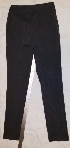in Nwt neri ufficio di Italia Pantaloni Republic leggera Banana Pantaloni da 98 lana 6 dPwqdf