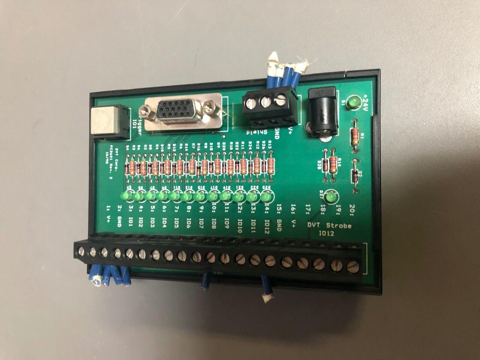 DVT PCB601 Rev 2 5601696 Break Out Board