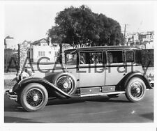 Factory Photo 1928 Cadillac LaSalle V8 Landau Coupe Ref. #52424