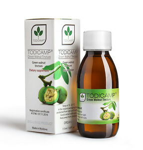 2-Bottles-TODICAMP-Natural-Green-Walnut-Tincture-Directly-from-Producer