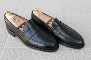 Bexley - Black men's penny loafers shoes. Style like j.m ...