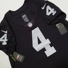 Authentic Nike Vapor Elite Las Vegas Raiders Derek Carr NFL Jersey ...