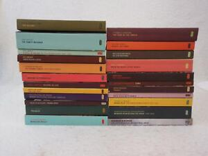 Lot of 23 Different NEW YORK REVIEW OF BOOKS Classics of Literature Series