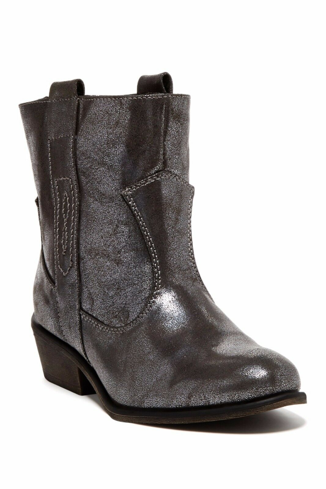 New  Charles David Dapper Ankle Leder Damens's  New Stiefel  Größe 5.5 4ae9ea