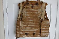 MOD Osprey 190/108 Body Armour Vest  Desert DPM camo good condition
