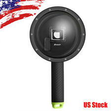 """SHOOT Version 6"""" Dome Port Underwater Photography Shell for GoPro HD Hero 4 3+"""