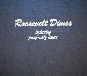 Roosevelt-Dime-Album-Complete-from-1948-to-2003
