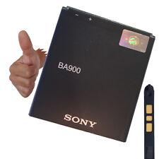 Original Sony BA900 Xperia E1 D2005 E1 Dual D2105 J ST26i LT29i L (C2105) M TX