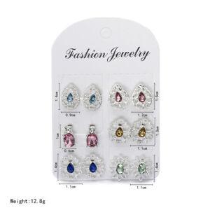 6Pairs-set-Fashion-Rhinestone-Crystal-Pearl-Earrings-Set-Women-Ear-Stud-Jewelry