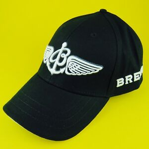 Details about Breitling CAP HAT Black And White BEST QUALITY 2019
