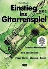Einstieg ins Gitarrenspiel 2 von Dietrich Kessler (1994, Kunststoff-Einband)